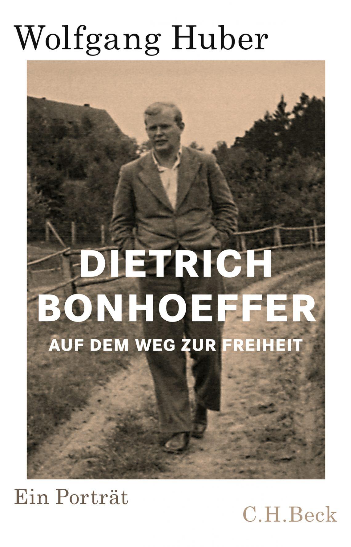 Titelbild Dietrich Bonhoeffer - Auf dem Weg zur Freiheit