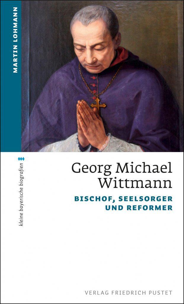 Titelbild Martin Lohmann - Wittmann Georg Michael-Rahmen