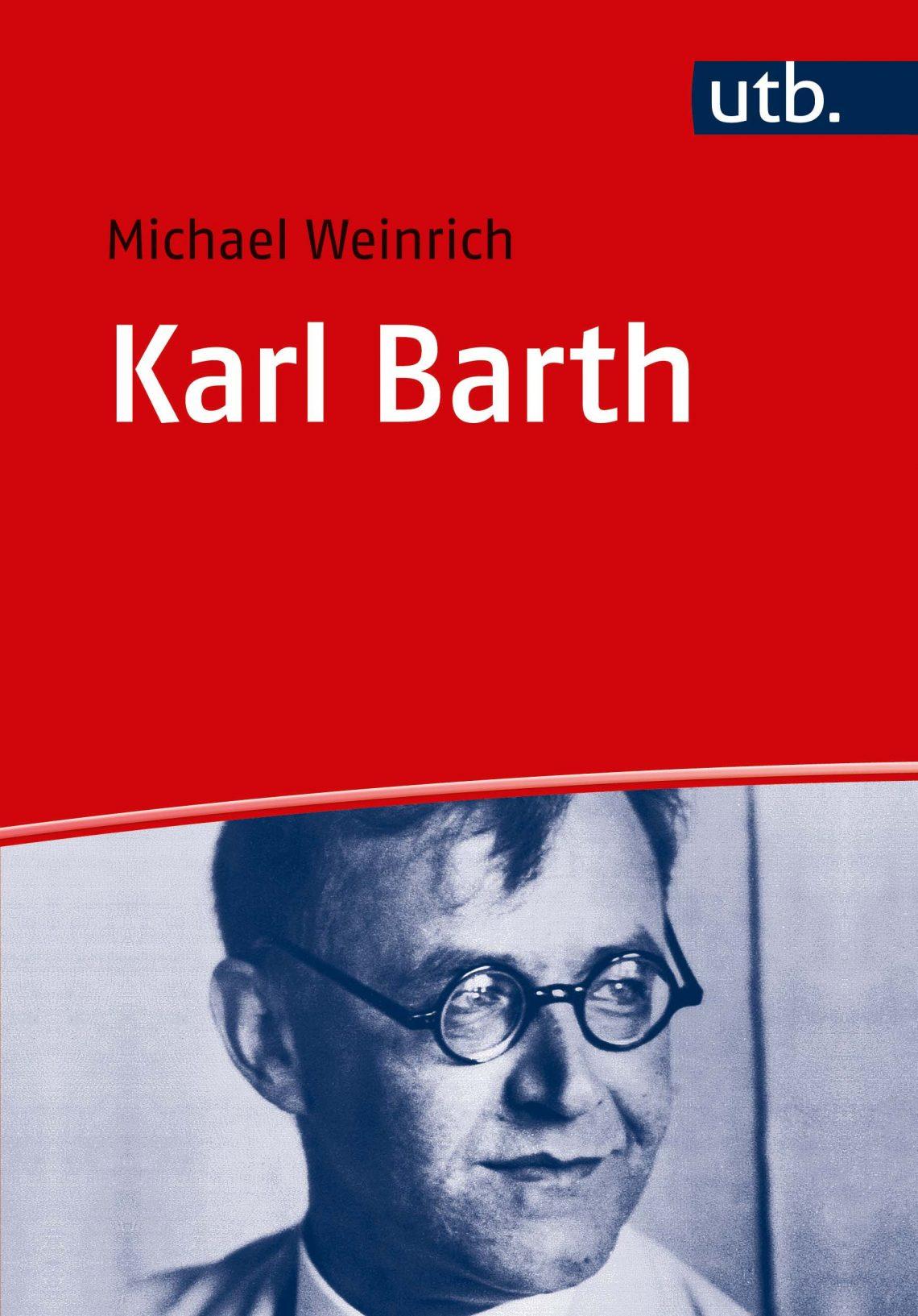 Titelbild: Michael Weinrich - Karl Barth