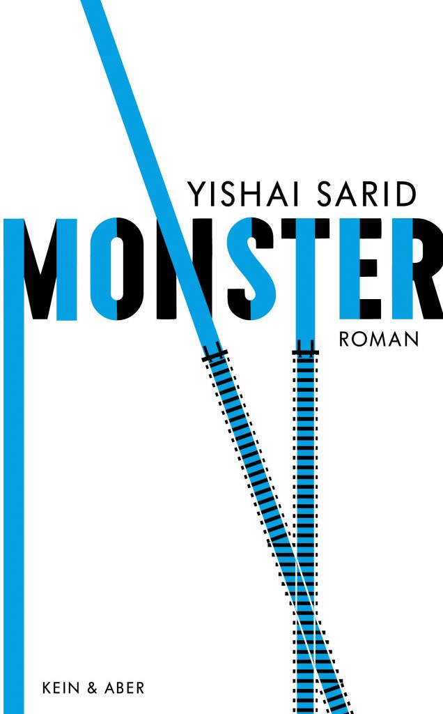 Umschlagbild Yishai Sarid: Monster